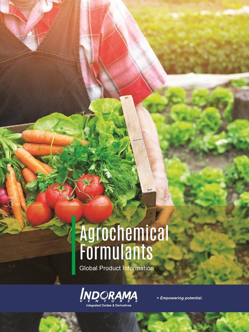 Agrochemical Formulants