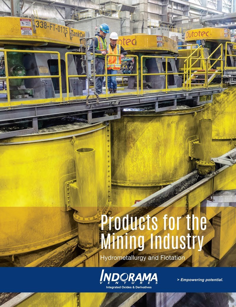 Products for the Mining Industry