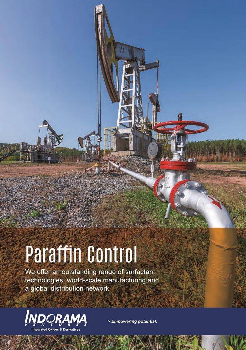 Paraffin Control